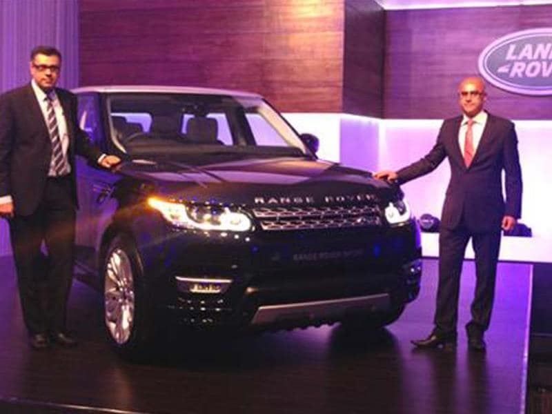 Second-gen Range Rover Sport comes with two engine options and for the first time, as a '5+2' SUV.