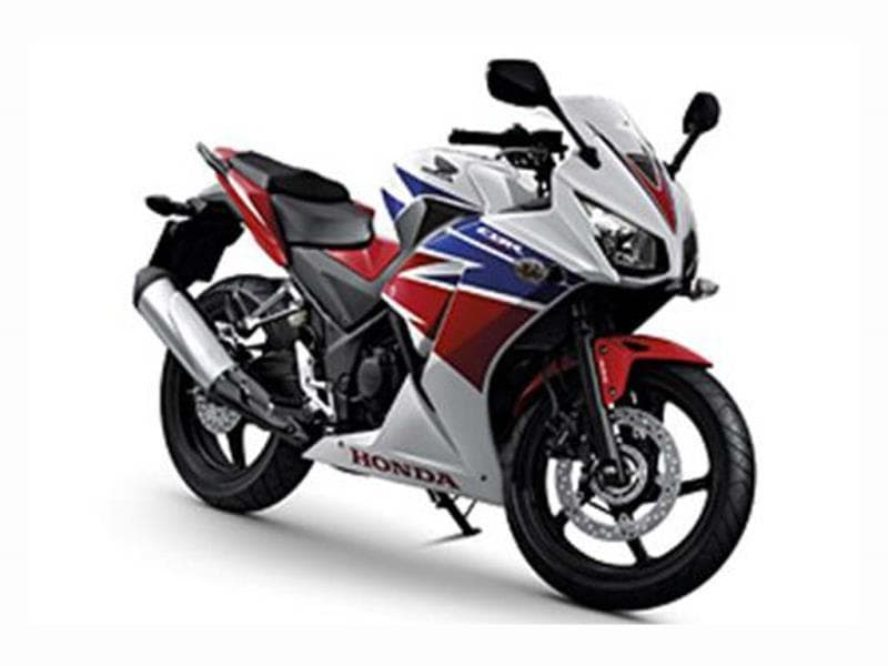 New Honda CBR300R unveiled
