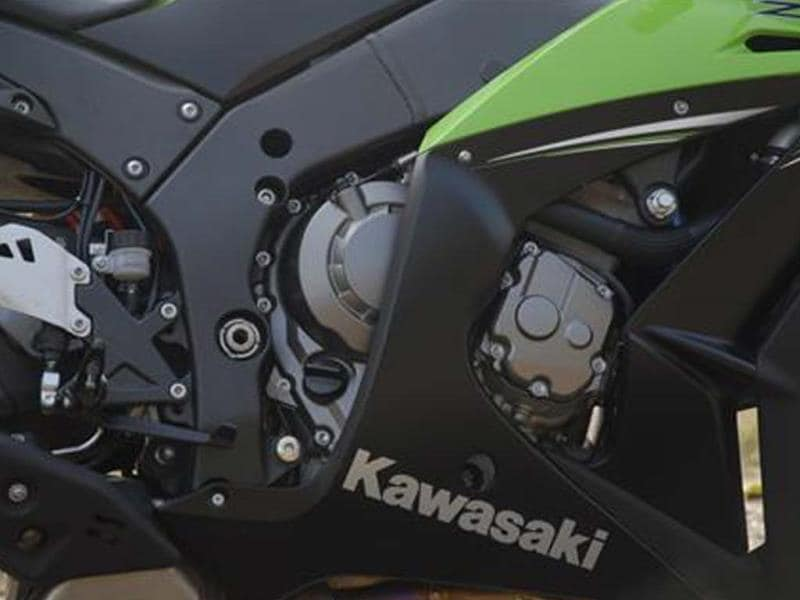 New Kawasaki Ninja ZX10R photo gallery