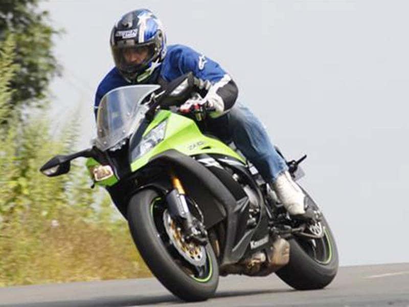 New Kawasaki Ninja ZX10R review, test ride | autos | photos