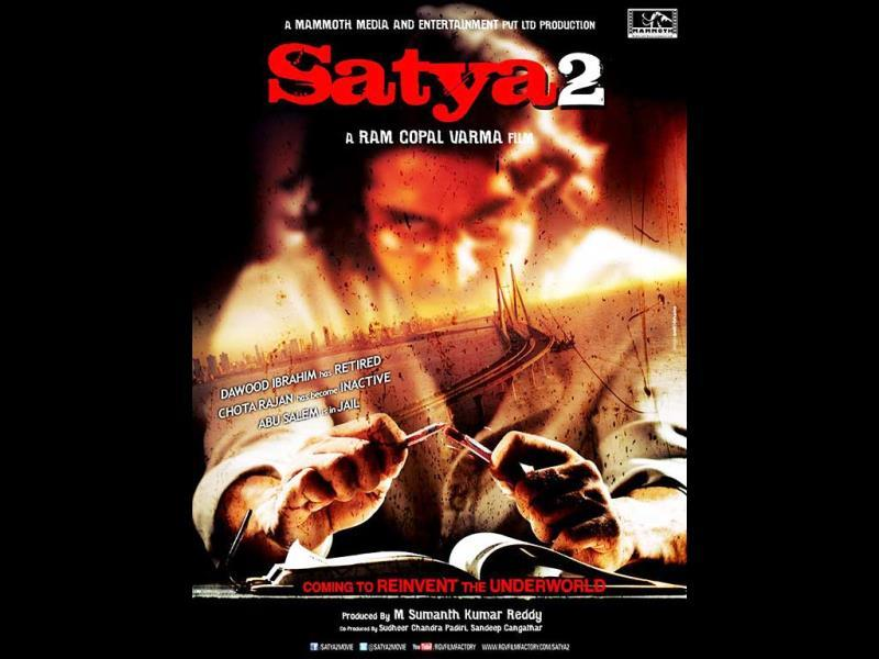 Satya 2 Features Punit Singh Ratn in the lead.