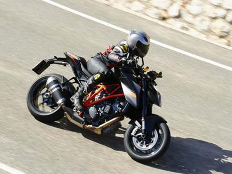 KTM 1290 Super Duke R first ride, review