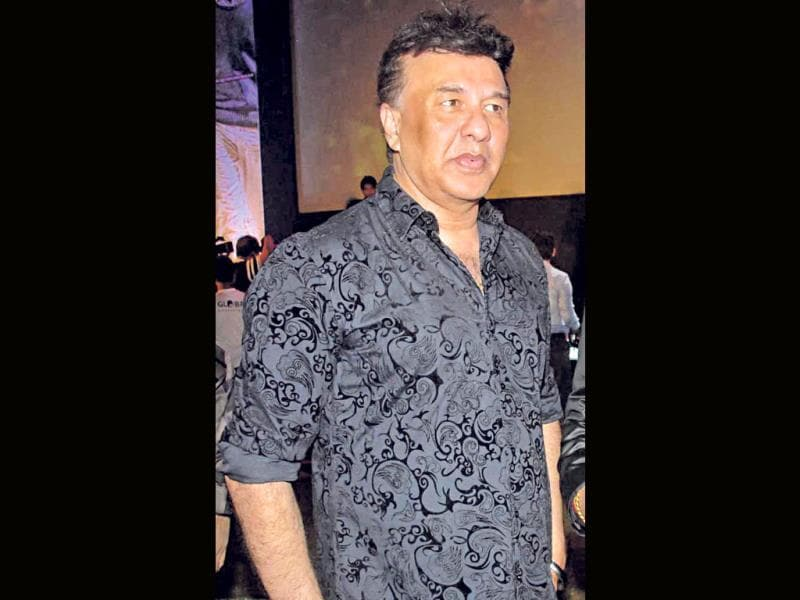 Anu Malik at Ram Gopal Varma's party for before the release of Satya 2.