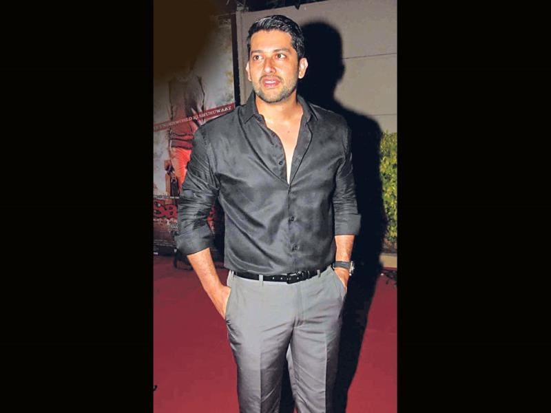 Aftab Shivdasani was also spotted.