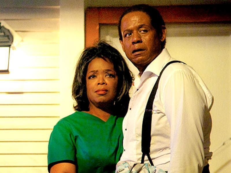 TV icon Oprah Winfrey has been praised by critics for her performance in The Butler.