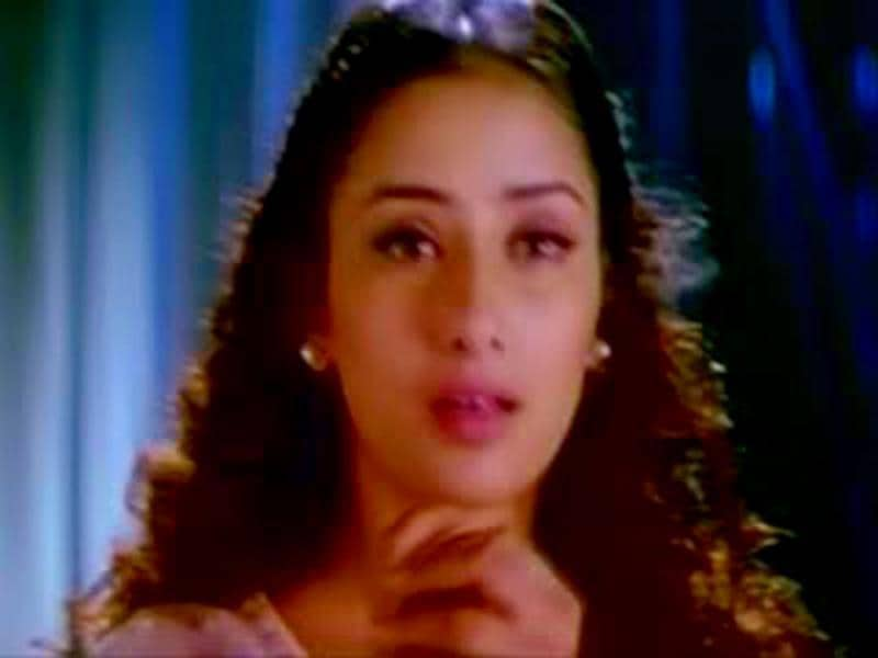 Manisha Koirala delivered a strong performance as simple & sweet Annie in Khamoshi The Musical.