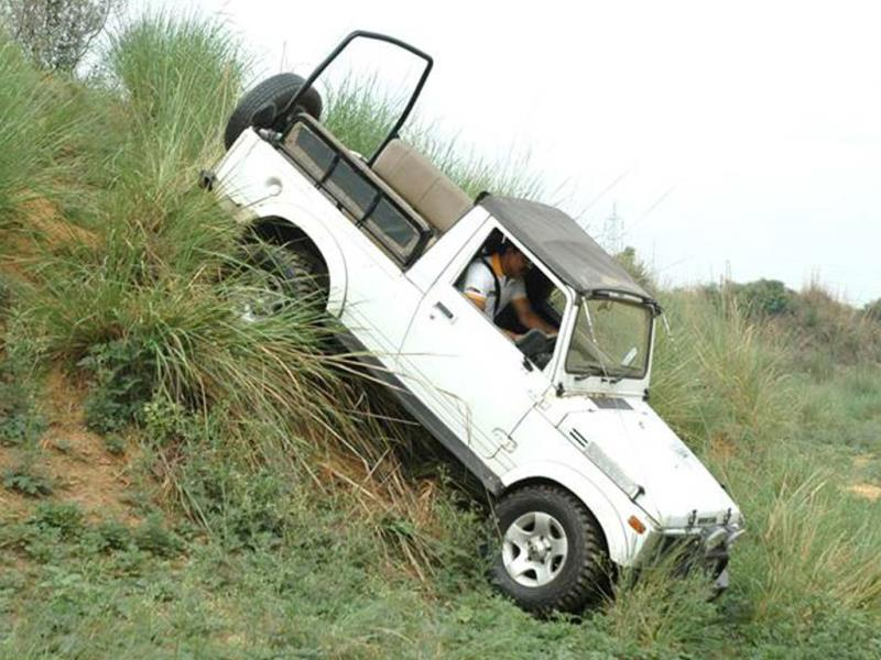 Off-roading in India - Picture special