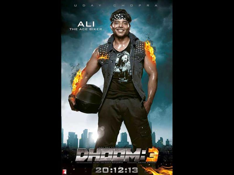 Uday Chopra is back as Ali.