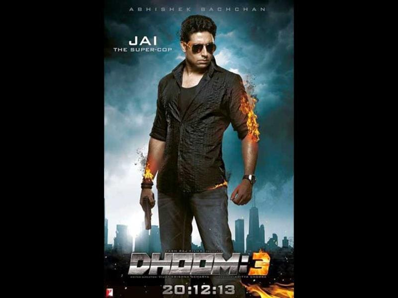 Abhishek Bachchan reprises the role of Jai, the super cop.