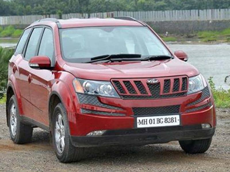 New 2013 Mahindra XUV500 review, test drive