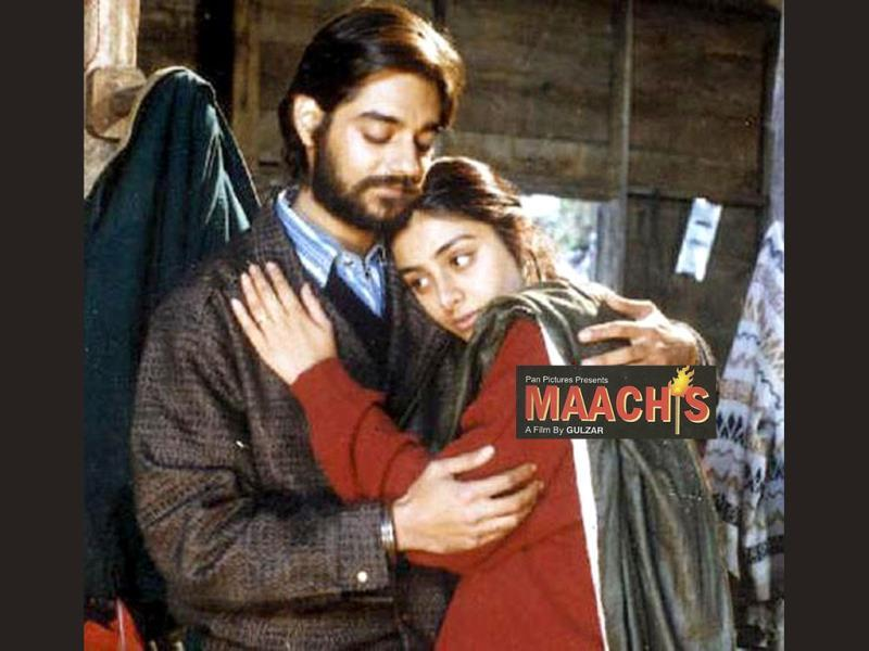 As a young impressionable girl in love with a 'terrorist' Maachis was where her talent first got noticed. And she walked away with a National Award for Best Actress.