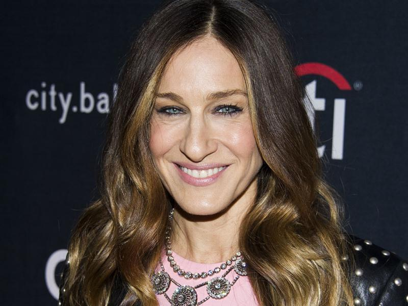 Sarah Jessica Parker attends the premiere of the AOL On original series 'city.ballet.' in New York. (AP Photo)