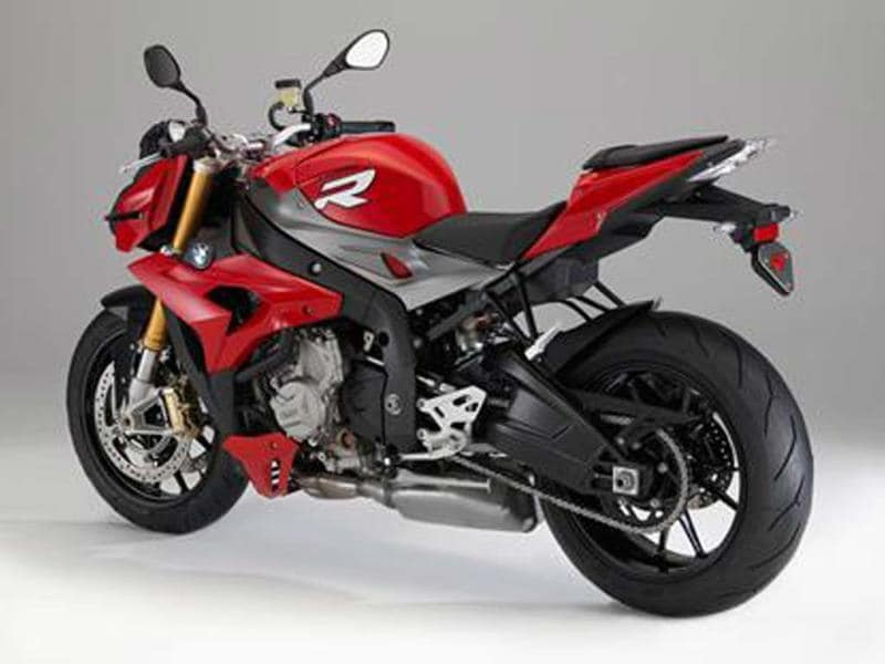New BMW S1000R unveiled