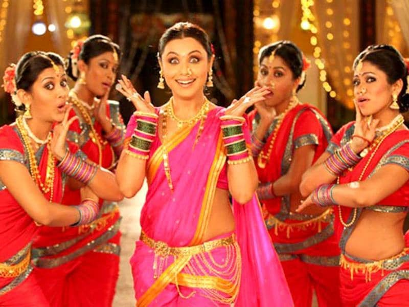 Rani Mukherji plays a Marathi mulgi in Aiyyaa. The fashion accessory was must for the role.