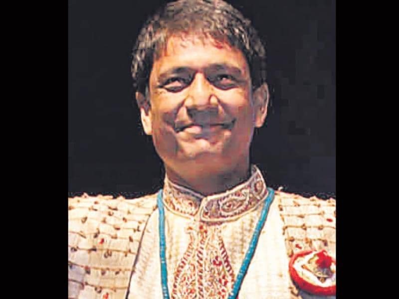 Actor Adil Hussain goes back to his Goalpara, Assam days with a northeast attire!