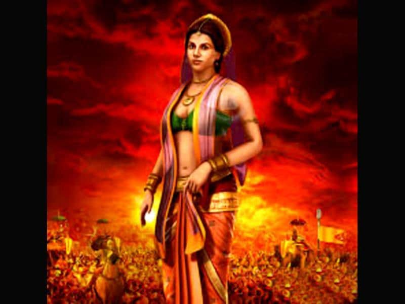 Bollywood actors Amitabh Bachchan, Ajay Devgn, Vidya Balan, Anil Kapoor, Sunny Deol and Manoj Bajpayee have not only lent their voices for Mahabharat 3D film but the characters will also look like the respective actors! Vidya Balan voices Draupadi's character. Browse through for more.