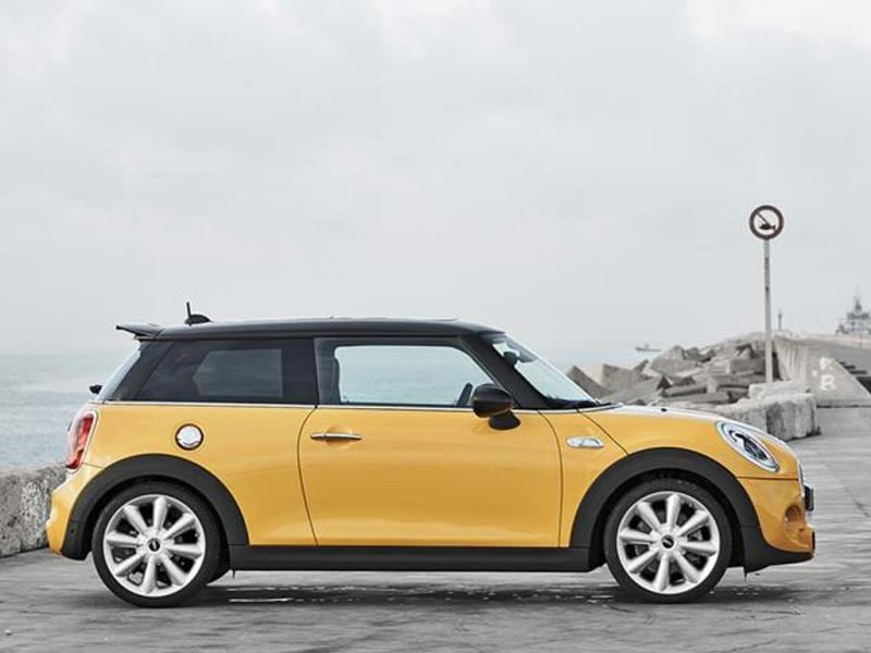 New 2014 Mini officially unveiled