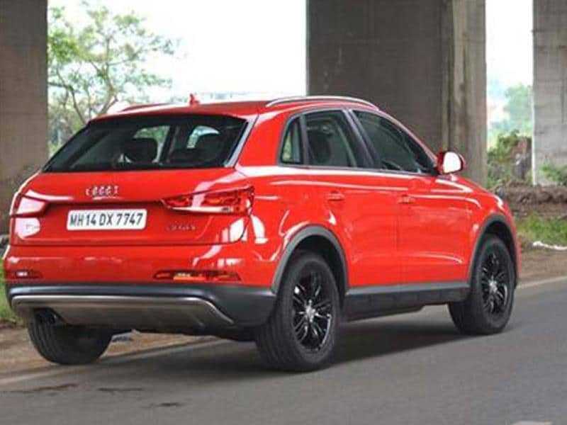 New 2013 Audi Q3 S review, test drive