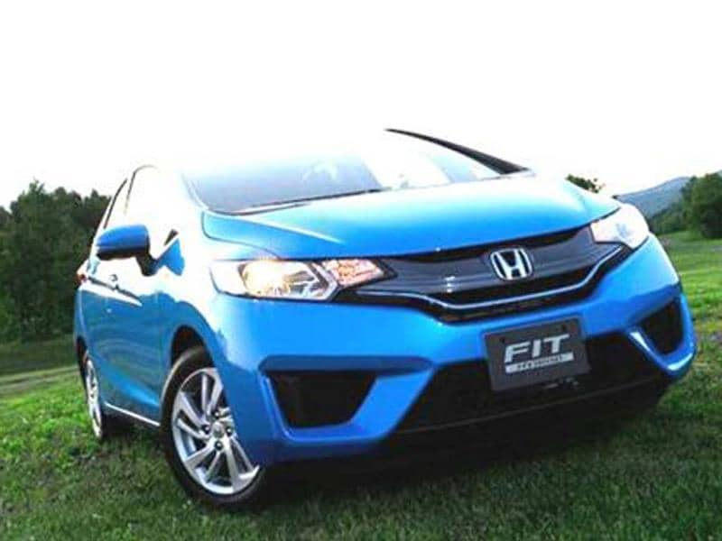 New 2013 Honda Jazz review, test drive