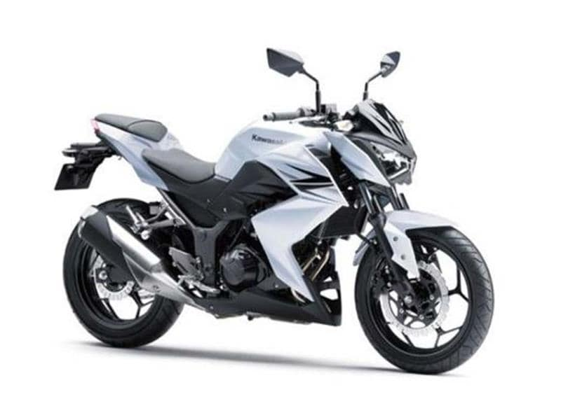 New Kawasaki Z250 unveiled