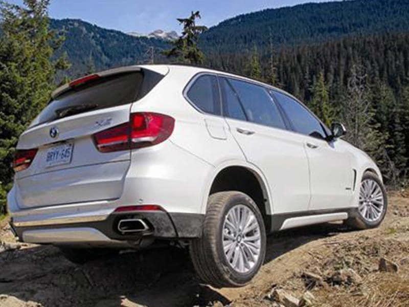 New 2013 BMW X5 review, test drive