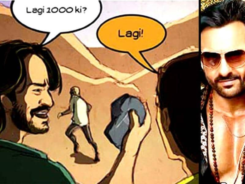 What's on Bullett Raja's mind?