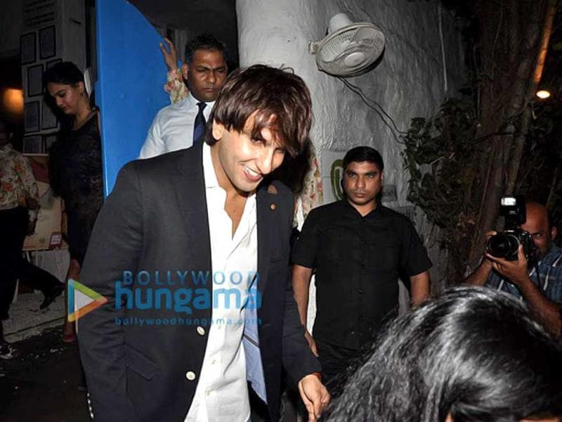 Ranveer Singh goes clean shaven for his upcoming film Kill Dill.