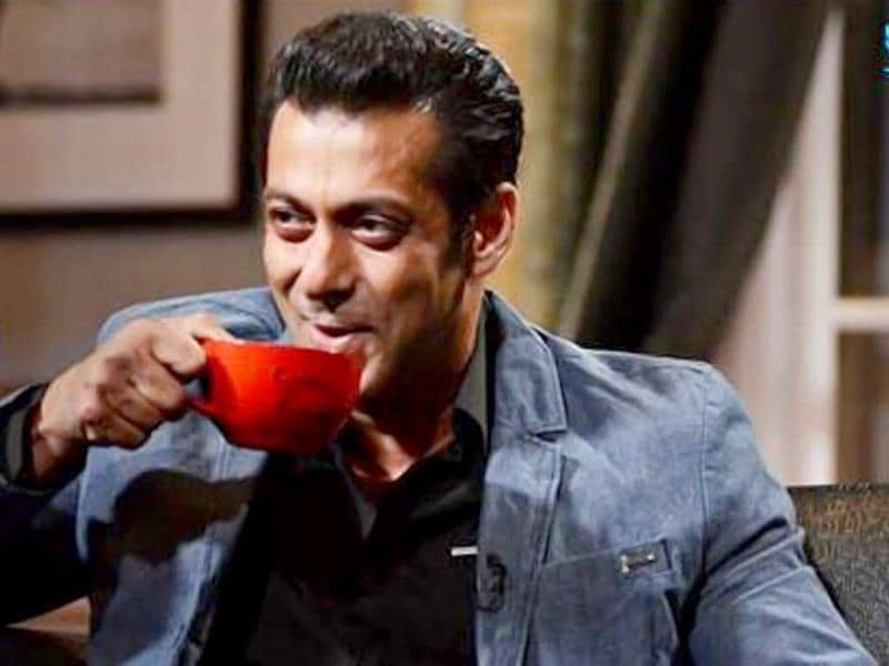 Salman Khan will appear on the opening episode of Koffee with Karan.