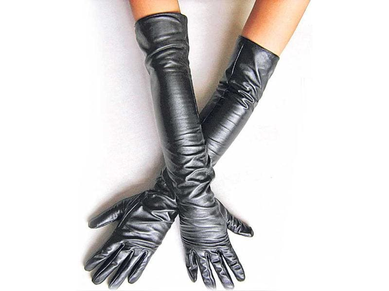Here're more glove options that you might like! If that's not badass, we don't know what is! For those daring nights when you are indulging in your strawberry martini in your best Audrey Hepburn mode. Buy from aliexpress.com for Rs 1,000.