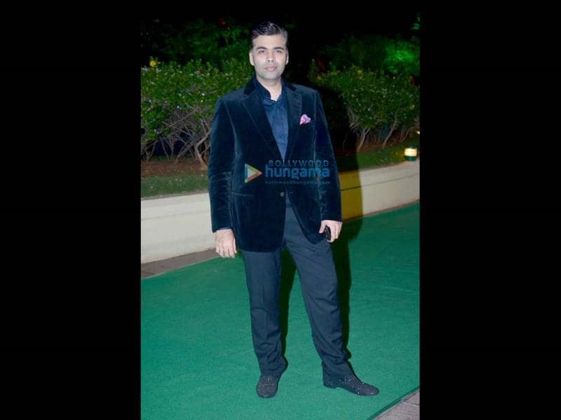 Karan Johar was also present at the function.