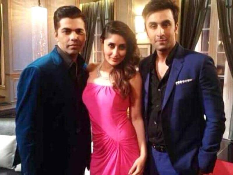 Kareena Kapoor and Ranbir Kapoor will share the couch on Koffee with Karan.