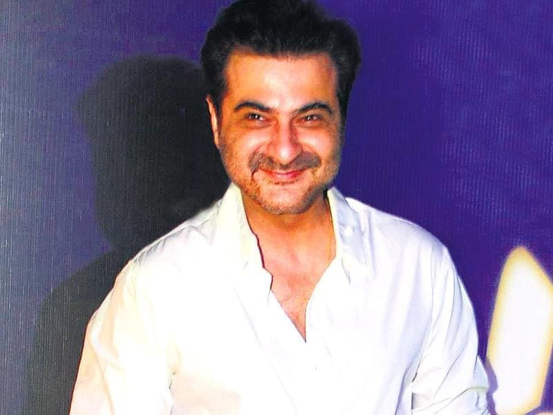 Sanjay Kapoor also made it to the bash.