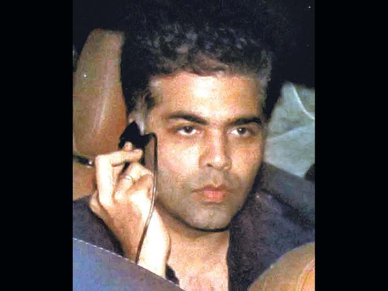 Filmmakers Karan Johar was also present at the party.