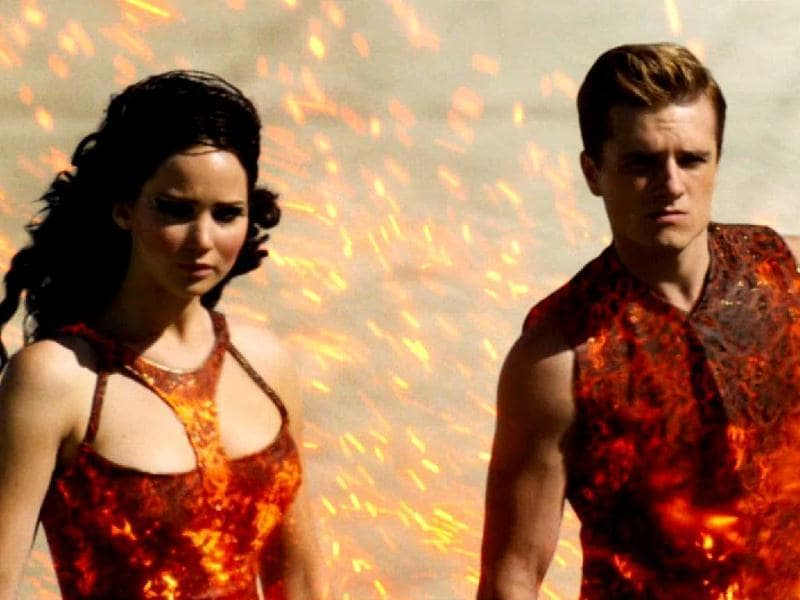 Catching Fire or letting out fire is the real question