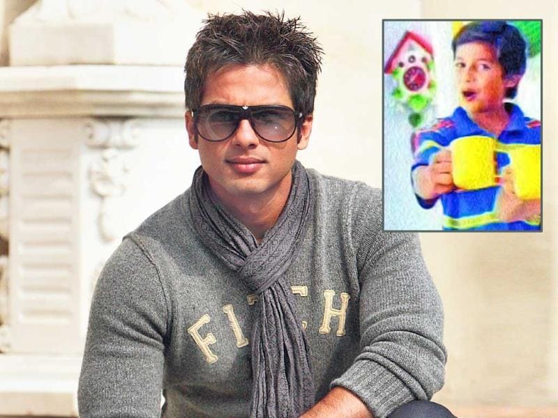 Shahid Kapoor, 32Debut as child actor: Health drink ad (early '90s)Male lead debut: Ishq Vishk (2003)He started off as a child model/actor and was seen in a couple of ads, including one with Ayesha Takia. Later, Shahid also made an appearance in the band Aryans' hit music video, 'Aankhon mein', as well as in a Pepsi ad with Shah Rukh Khan and Kajol. He was also spotted in Subhash Ghai's Taal (1999) in the song 'Kahin aag lage', which featured Aishwarya Rai Bachchan, just before making his debut as the male lead in Ishq Vishk (2003).