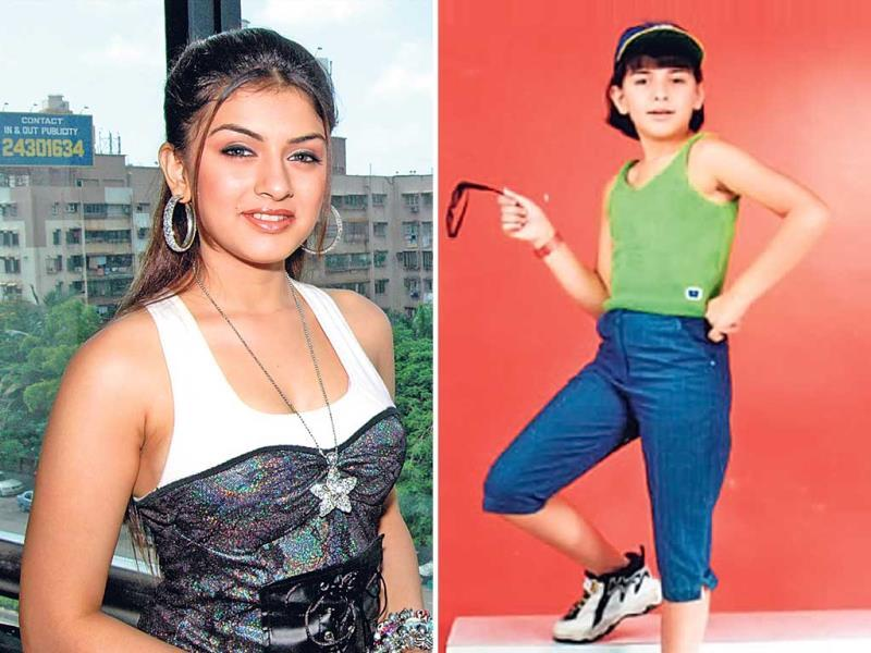 Hansika Motwani, 22Debut as child actor: Koi... Mil Gaya (2003)Female lead debut: Aap Ka Surroor (2007)She was seen with Hrithik Roshan as a child actor in Koi... Mil Gaya (2003). But when she made her heroine debut with Aap Ka Suroor, opposite Himesh Reshammiya in 2007, her stock plummeted in Bollywood. Ever since, she has gone on to act in several films in the south.