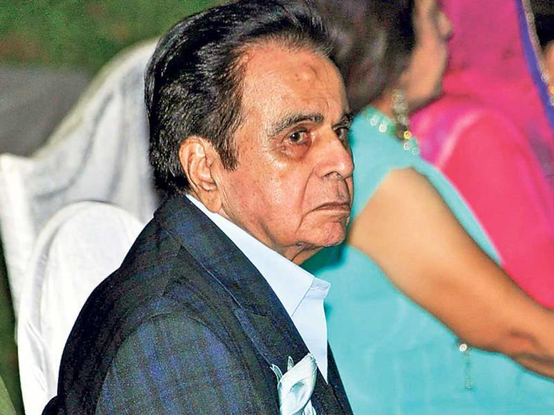 Old-timers from the Hindi film fraternity came together to celebrate the birthday of veteran actor, Dilip Kumar, who turned 91 on December 11. The party was hosted by his wife, Saira Banu, at their Pali Hill residence.