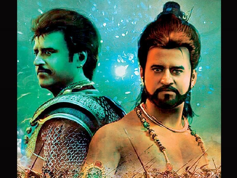 Kochadaiiyaan (upcoming): The film will feature Rajinikanth in three roles. It would be directed by Soundarya R Ashwin. Deepika Padukone also stars in the film.