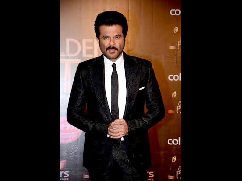 Actor Anil Kapoor, who's 24 has in many way re-defined TV serials, was also present.
