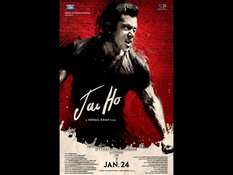 Salman Khan's much-awaited movie Jai Ho is set for release on January 24, 2014. Browse through stills from the film.