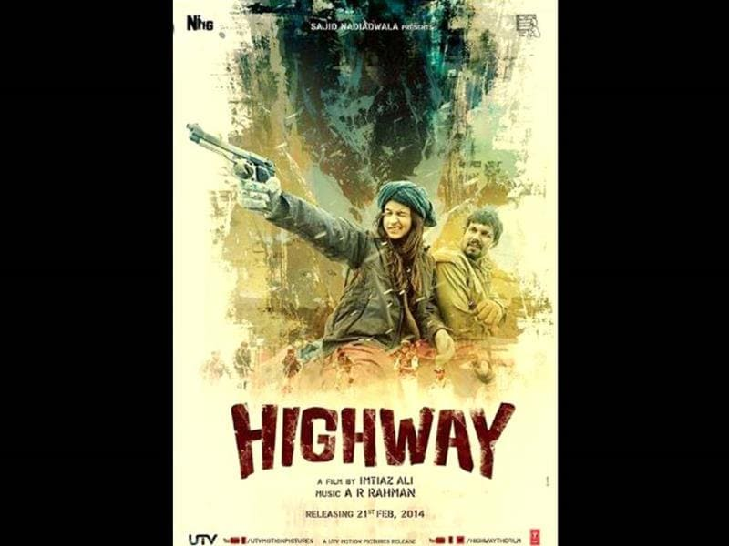 Slated for release on February 21, 2014, Imtiaz Ali's Highway looks quite promising. Browse through stills from the movie starring Alia Bhatt and Randeep Hooda.