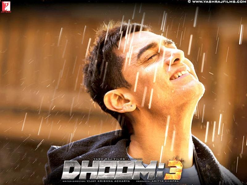Aamir Khan played a negative character in Dhoom:3 for the first time in his career. Check out his journey so far.