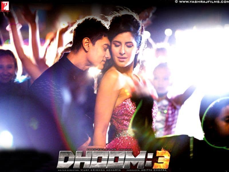 Aamir Khan and Katrina Kaif share a sizzling chemistry in Dhoom:3. Check out the stills.