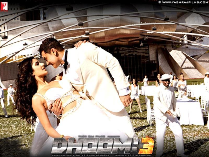 Aamir and Katrina are pairing up for the first time in Dhoom:3.
