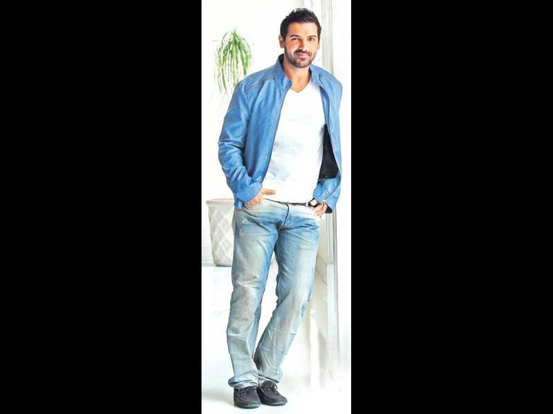 "John Abraham will play a hardened cop in filmmaker Sanjay Gupta's upcoming magnum opus, Mumbai Saga. Interestingly, his character is based on a real life encounter specialist who rose to notorious heights in the 90's. Confirming the same, Gupta was quoted as saying, ""John will play a hardened encounter specialist. It's the kind of character he hasn't played before."""