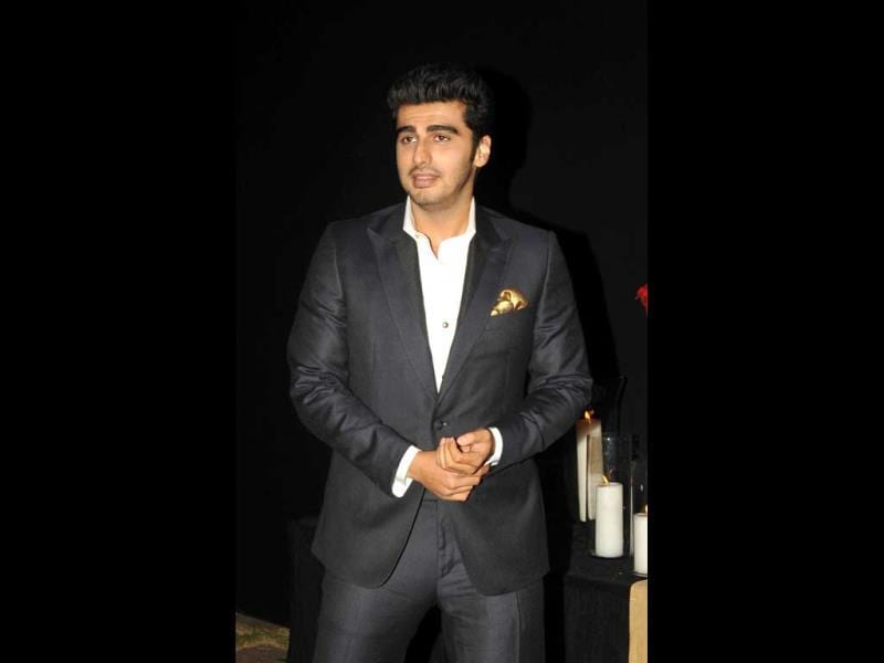 Arjun Kapoor also marked his presence.