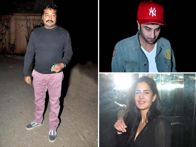 Bollywood filmmaker Anurag Kashyap hosted a special screening of Martin Scorsese's The Wolf of Wall Street in Mumbai. Bollywood celebs like Ranbir Kapoor, Katrina Kaif, Anushka Sharma and Arjun Kapoor were in attendance.