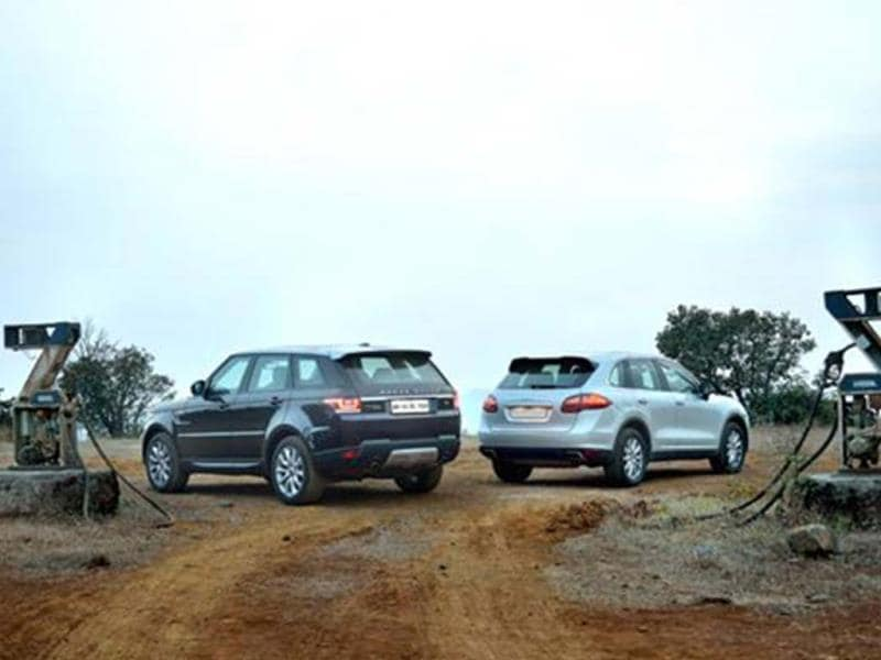 Car Evaluation | Range Rover SDV6 vs Cayenne Diesel