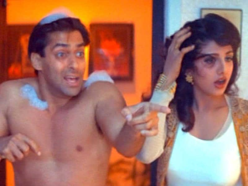 Salman Khan played double role in Judwaa! The film did well at the box office.