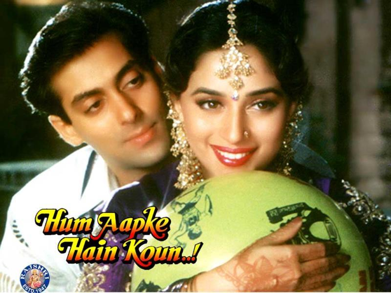 The actor's Hum Aapke Hain Koun...! is one of the all-time hits of Indian cinema.